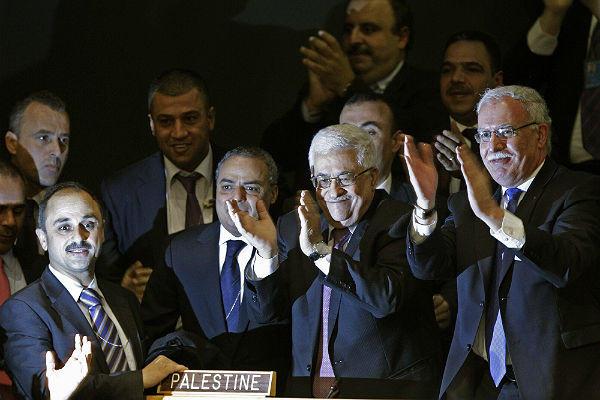 Palestin Peroleh Status Baru PBB