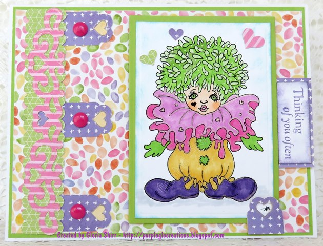 3rd Featured Card - My Sheri Crafts