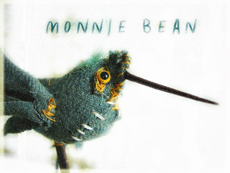 Monnie Bean Folk Art