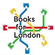 Books for Londonlogo. Books for London is putting book swapping shelves .