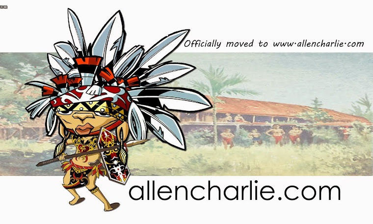 Allen Charlie - Nampung Kenang Lemambang