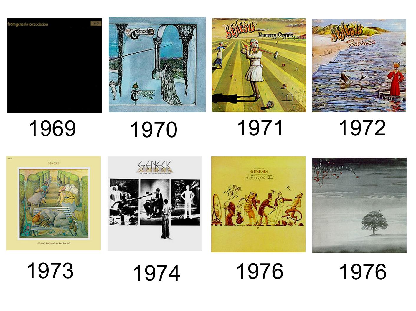 Genesis Discography Free Listening Free Sharing El