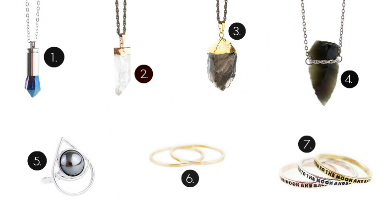 Dixi Jewellery Wish List