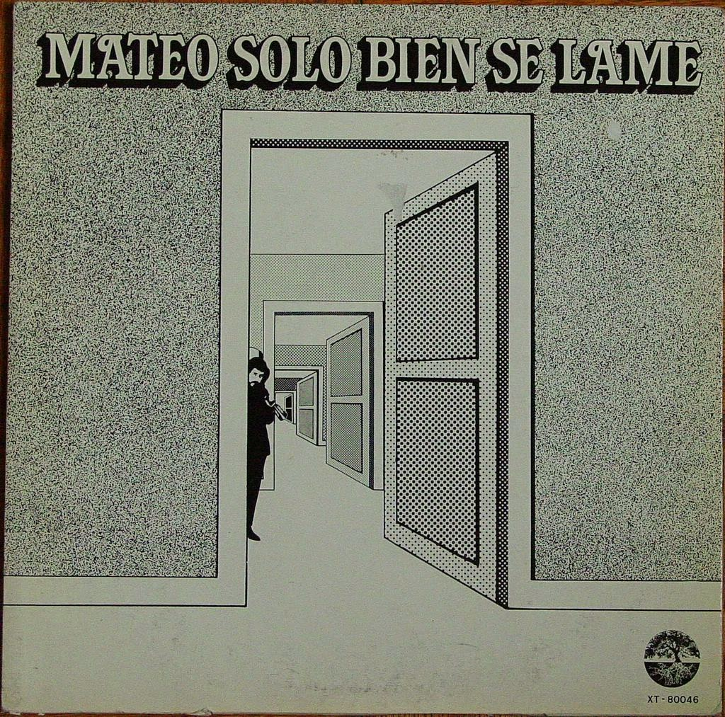 Eduardo Mateo Mateo Solo Bien Se Lame