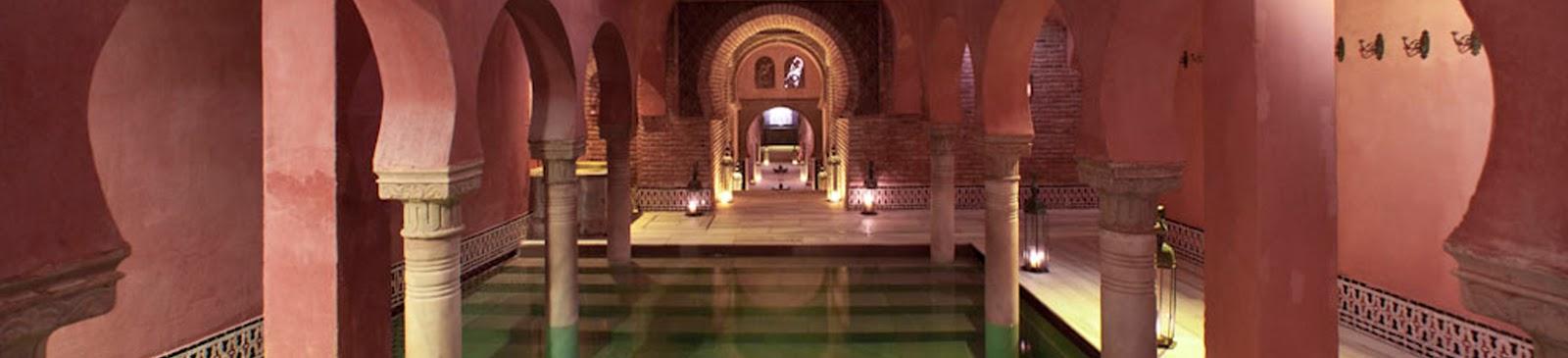 Baño Arabe En Granada:iLockeros: Los Baños Árabes y Granada