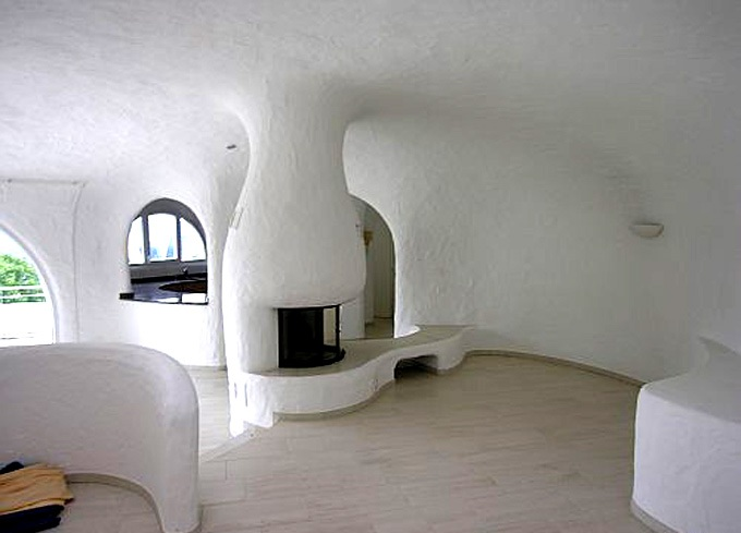 Earth house lostorf switzerland for Peter vetsch earth house