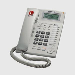 jual telepon panasonic kx-ts880 di denpasar