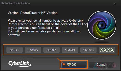 Download CyberLink PhotoDirector 4 Gratis Serial Number