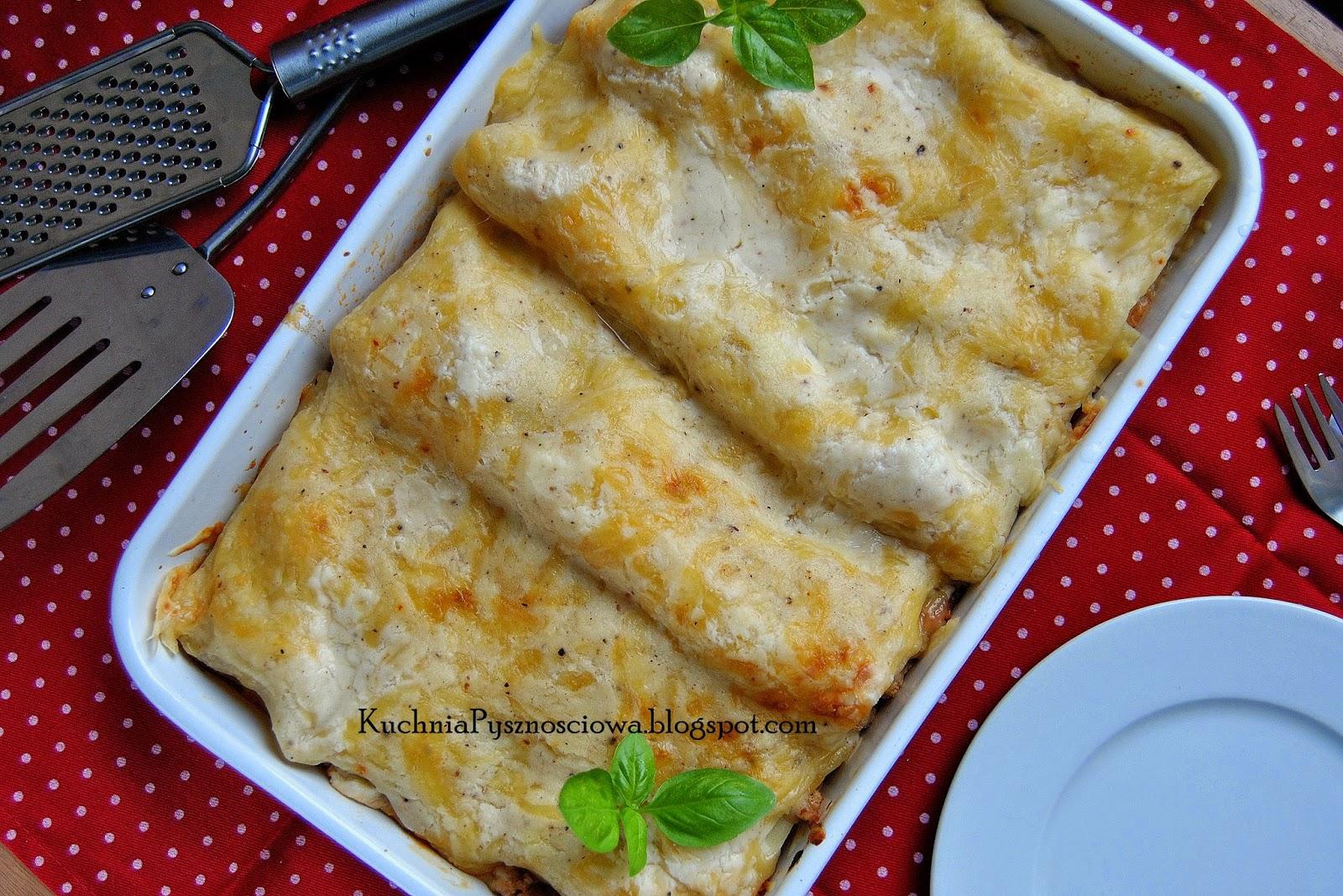 233. Klasyczna lasagne z sosem pomidorowym