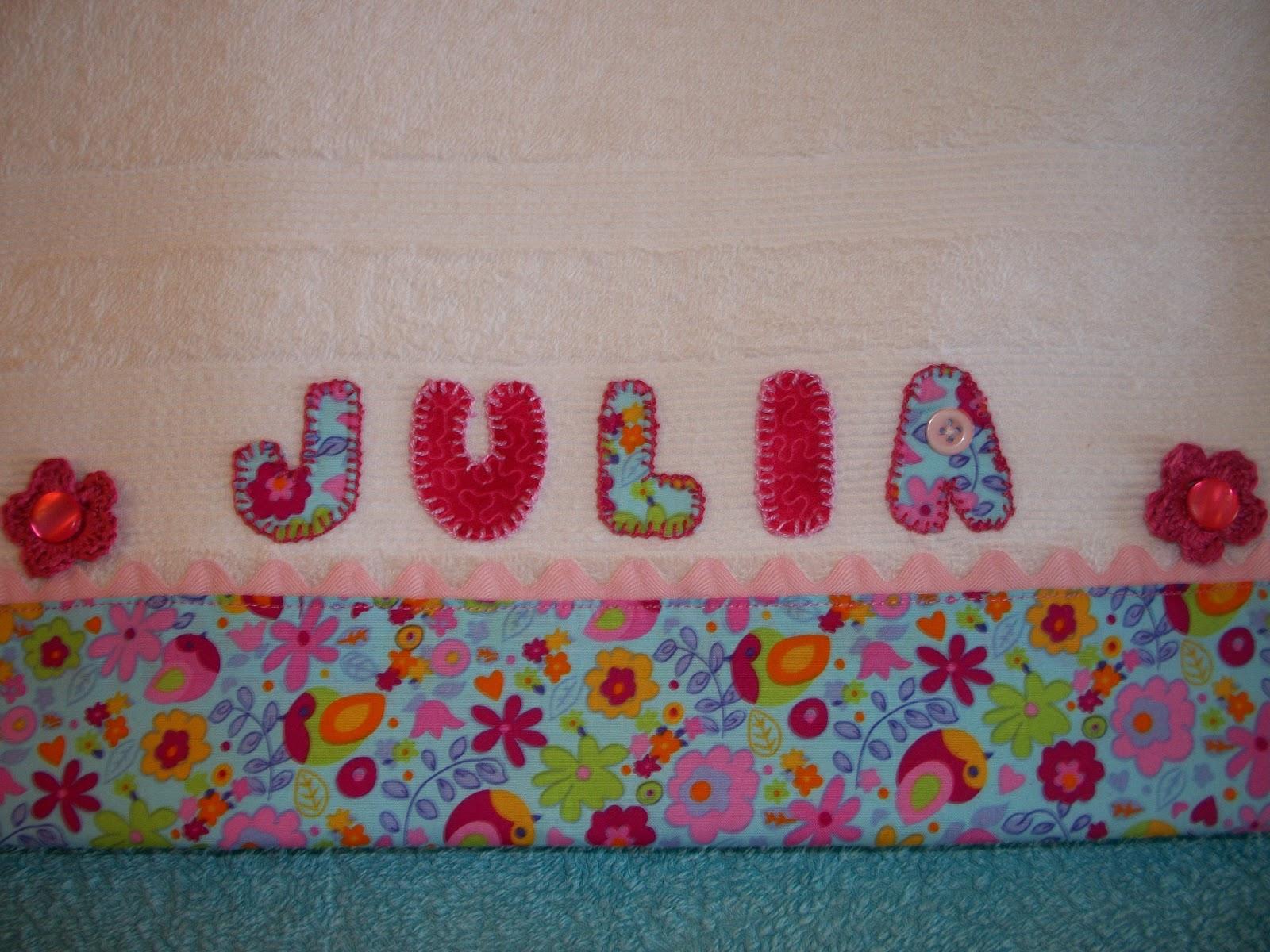 Toallas decoradas en patchwork imagui for Aplicaciones decoradas