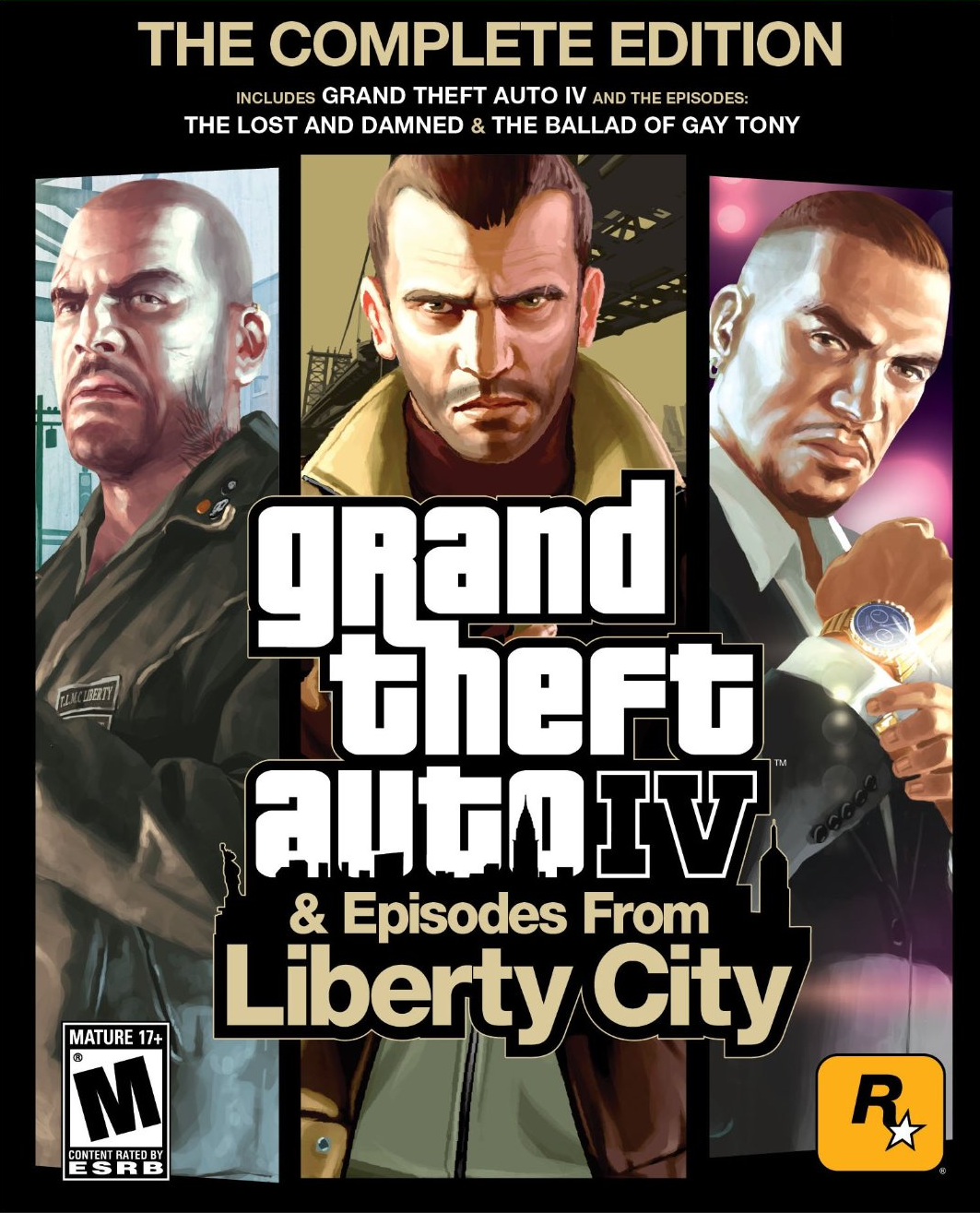 Grand theft auto iv episodes from liberty city usa jb ps3 gsxr