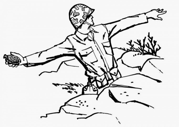 World War Ii In Pictures Veterans Day Coloring Pages World War 2 Colouring Pages