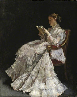 LECTURA (ALFRED STEVENS)