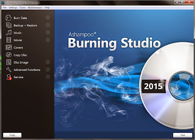 Ashampoo Burning Studio 2015