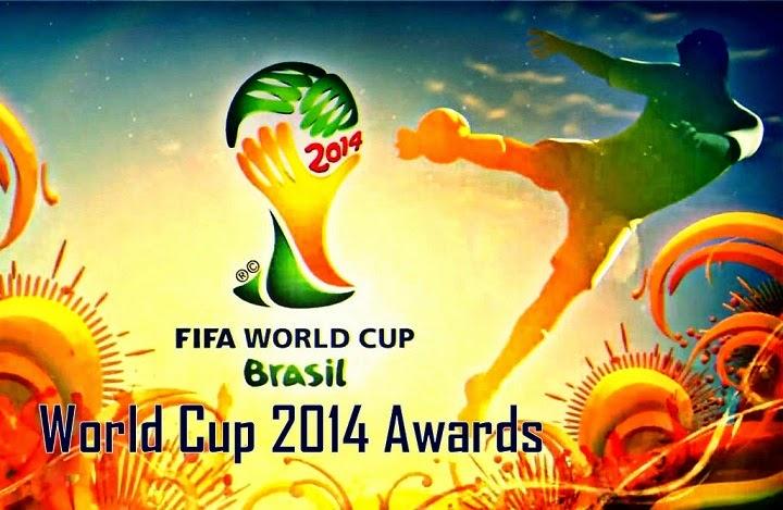 Anugerah Kejohanan Piala Dunia FIFA 2014