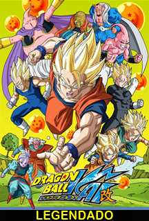 Assistir Dragon Ball Kai 2014 Saga Majin Boo Online