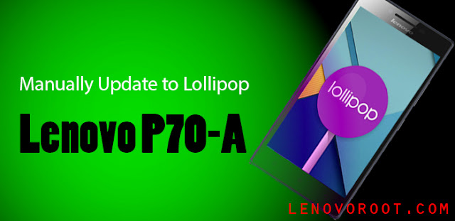lenovo p70 ota update