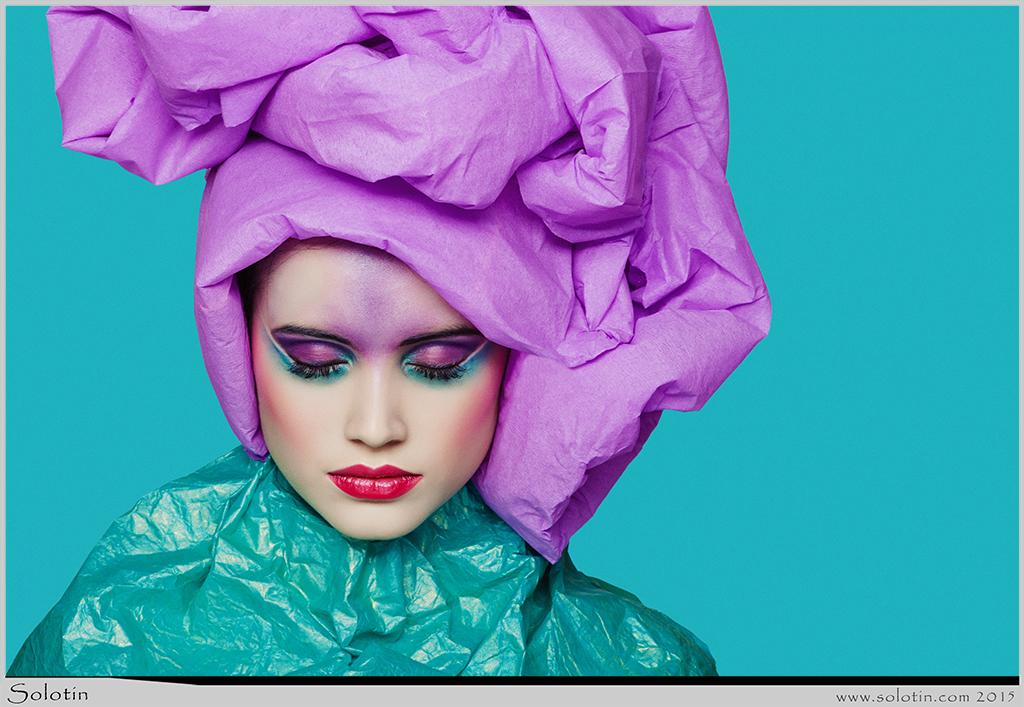 Фотомастерская Солотина, фотошкола, курсы фотографии в Тамбове, девушка, макияж, креатив, модель