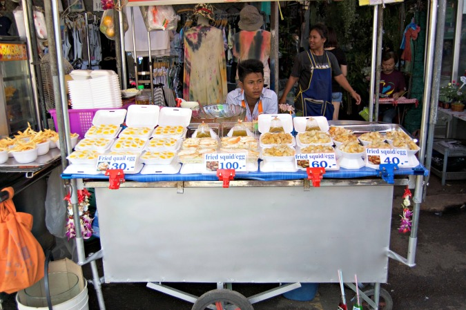 Weekend Market - 3 Days in Bangkok - A City Guide