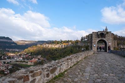 Bulgaria Veliko Tarnovo Cetatea Tsarevets