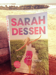 sarah dessen the moon and more