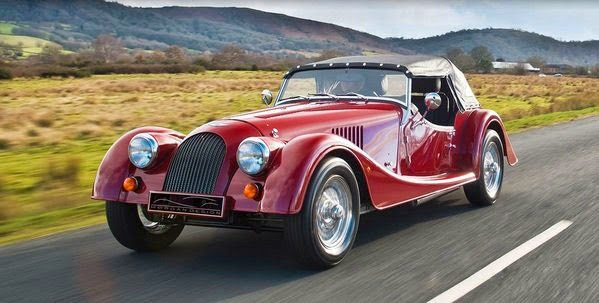 New 2014 Morgan Plus 4 Classic Concept Review