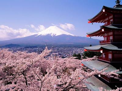 Monte Fuji - Japão