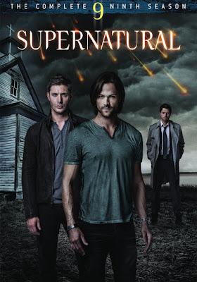 Supernatural (TV Series) S09 DVD R1 NTSC Latino