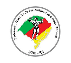 NUTRICIONISTA MEMBRO IFBB-RS