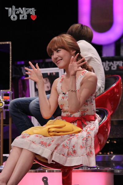Tiffany @ Imagenes oficiales de SBS Strong Heart  120420sh7