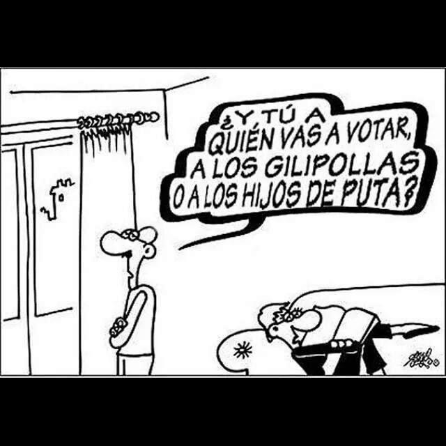 ¿Por qué votas PSOE o PP?