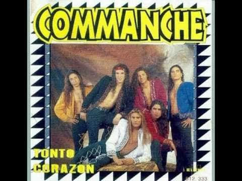 COMMANCHE GRUPO DE CUMBIA DE LOS 90'