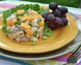 Mango Chicken Salad