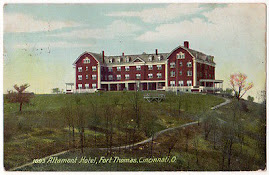 CINCINNATI POSTCARDS: Altamont Hotel, Fort Thomas, KY