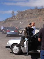 vin diesel on set fast and furious 6