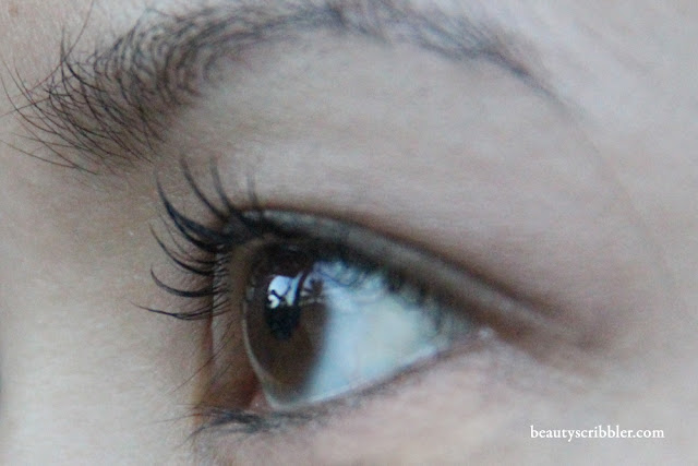 Lash Lifter eyelash perm kit results