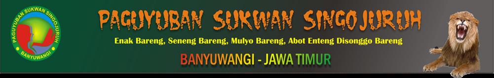 Paguyuban Sukwan Singojuruh