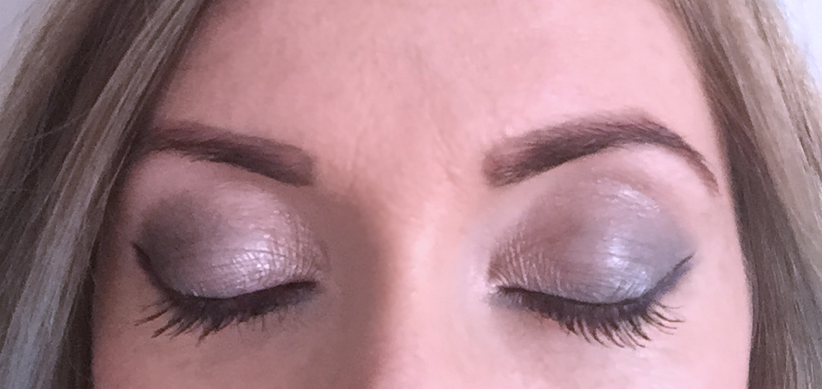 Urban Decay Smokey Eye Shadow Palette Tutorial