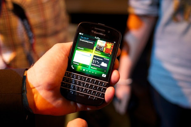 Whatsapp For Blackberry Q10