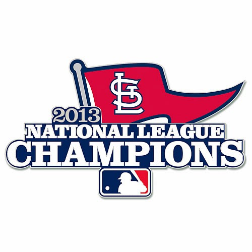 St. Louis Cardinals - 2013 National League Champions