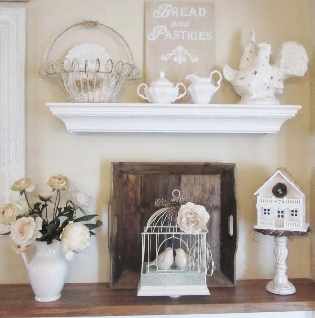 Decoracion romantica - Muebles de estilo romantico ...