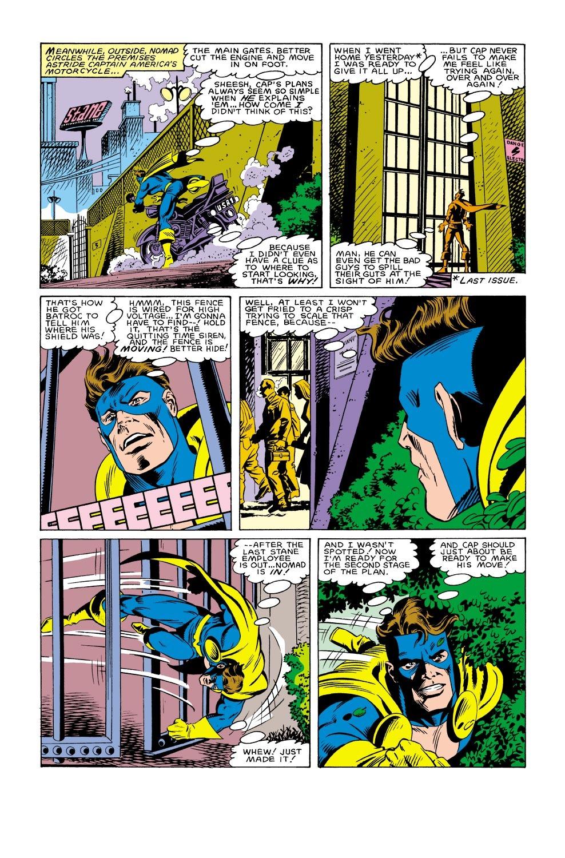 Captain America (1968) Issue #304 #232 - English 12