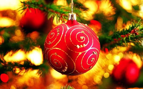 Happy christmas popular christmas ornament design