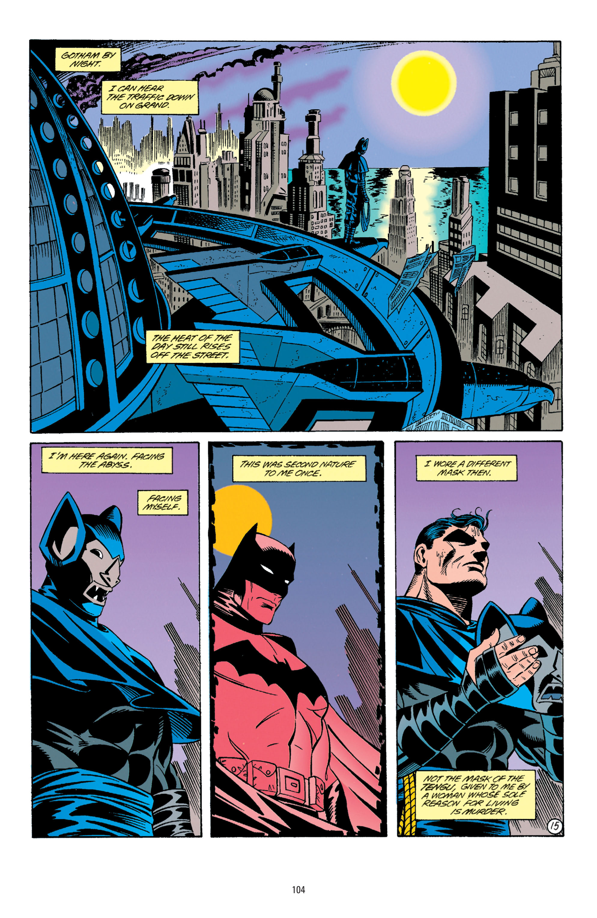 Detective Comics (1937) Issue #676 Page 16