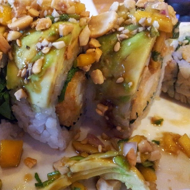Cowfish North Hills Roll