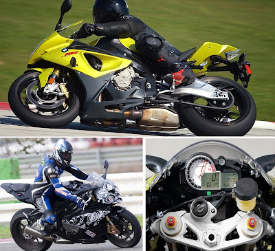 2011 Motorcycle BMW S1000RR Specifications