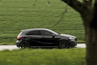 2013 Mercedes-Benz A-Class AMG Sport