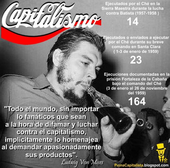 La verdad del Che, el holocausto