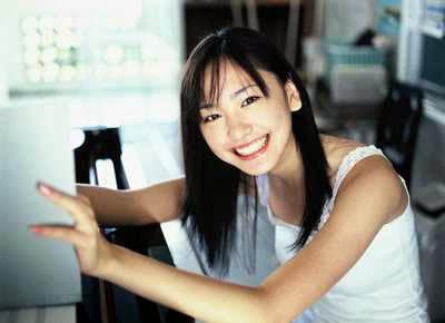 Gadis Jepang Yui Aragaki