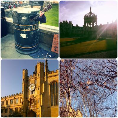 craftypainter: Cambridge blogger's meet